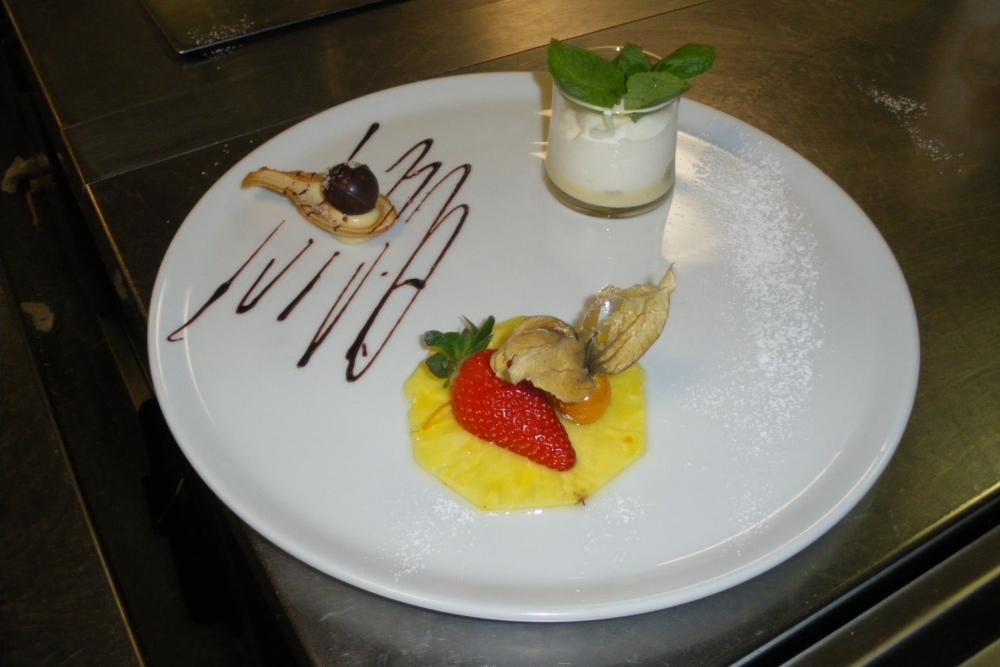 Modomio Anlass Dessert