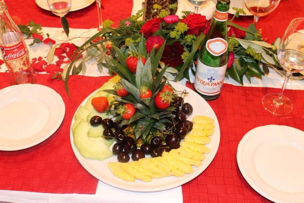 Modomio Anlass Früchte