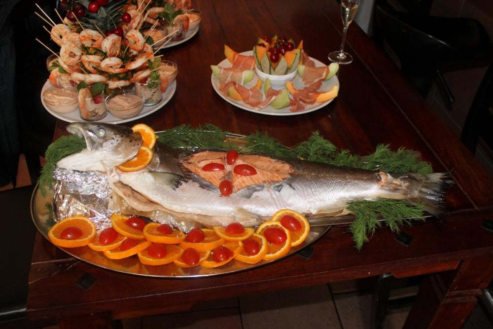 Modomio Anlass Gericht Fisch